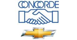 Logo Concorde Veículos - Aracaju