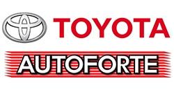 Logo Autoforte Veículos Ltda