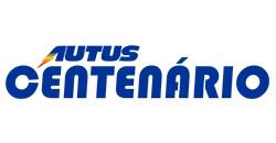 Logo Autus Centenário