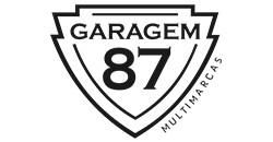 Logo Garagem 87 Multimarcas - Aracaju