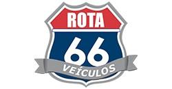 Logo Rota 66 Veículos