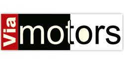 Logo Via Motors Veículos