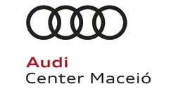 Logo Audi Center Maceió