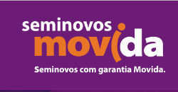 Logo MOVIDA SEMINOVOS MACEIÓ