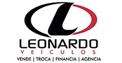 Logo Leonardo Veículos