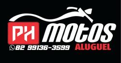 Logo PH MOTOS ALUGUEL