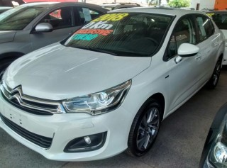 CITROËN C4 LOUGE 2018 1.6 EXCLUSIVE THP TURBO GASOLINA 4P AUTOMÁTICO - Carango 62416