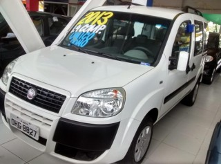 FIAT DOBLÔ 2013 1.4 MPI ATTRACTIVE 8V FLEX 4P MANUAL - Carango 64723