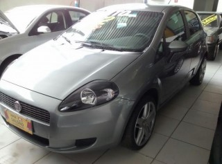FIAT PUNTO 2012 1.4 ATTRACTIVE 8V FLEX 4P MANUAL - Carango 64173