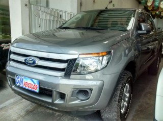 FORD RANGER 2013 2.5 XLS 4X2 CD 16V FLEX 4P MANUAL - Carango 52253