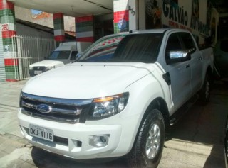 FORD RANGER 2016 3.2 LIMITED 4x4 CD DIESEL 4P AUTOMÁTICO - Carango 63573