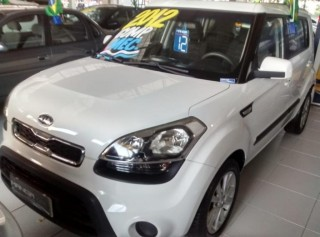 KIA SOUL 2012 1.6 U.113 16V FLEX 4P MANUAL - Carango 64798