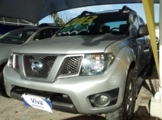 NISSAN FRONTIER 2013 2.5 SV ATTACK 10 ANOS 4X4 CD TURBO ELETRONIC DIESEL 4P MANUAL - Carango 65161