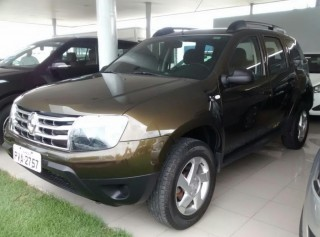 RENAULT DUSTER 2015 1.6 4X2 16V HI-FLEX 4P MANUAL - Carango 64009