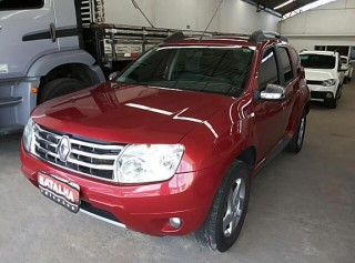 RENAULT DUSTER 2015 1.6 DYNAMIQUE 4X2 16V FLEX 4P MANUAL - Carango 62934