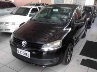 VOLKSWAGEN FOX 2012 1.0 MI 8V TOTAL FLEX 4P MANUAL - Carango 64301