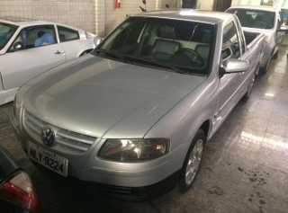 VOLKSWAGEN SAVEIRO 2009 1.6 MI CITY CS 8V TOTAL FLEX 2P MANUAL G.IV - Carango 64801
