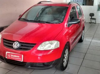 VOLKSWAGEN SPACEFOX 2008 1.6 MI COMFORTLINE 8V TOTAL FLEX 4P MANUAL - Carango 61105