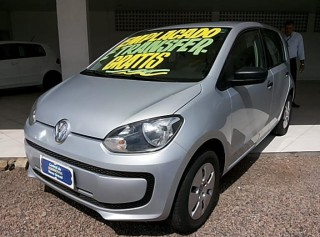 VOLKSWAGEN UP! 2015 1.0 MPI TAKE UP 12V FLEX 4P MANUAL - Carango 64931