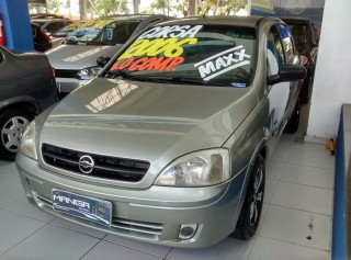 CHEVROLET CORSA 2006 1.0 MPFI MAXX 8V FLEXPOWER 4P MANUAL - Carango 65689