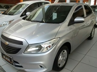CHEVROLET ONIX 2015 1.0 MPFI LS 8V FLEX 4P MANUAL - Carango 65743