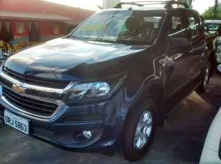 CHEVROLET S10 2017 2.5 LT 4X2 CD 16V FLEX 4P MANUAL - Carango 66011