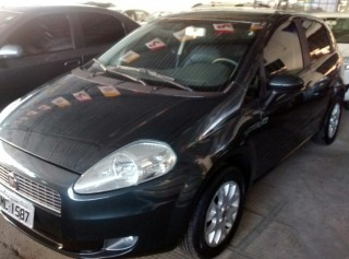 FIAT PUNTO 2010 1.4 8V FLEX 4P MANUAL - Carango 65657