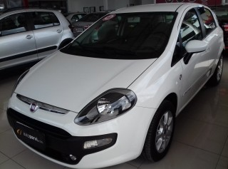 FIAT PUNTO 2017 1.4 ATTRACTIVE 8V FLEX 4P MANUAL - Carango 66024