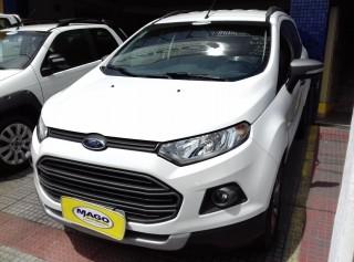 FORD ECOSPORT 2016 1.6 FREESTYLE 16V FLEX 4P POWERSHIFT - Carango 66061