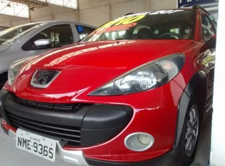 PEUGEOT 207 2010 1.6 ESCAPADE SW 16V FLEX 4P MANUAL - Carango 65826