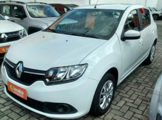 RENAULT SANDERO 2018 1.0  Expression 4p FLEX MANUAL. - Carango 65498
