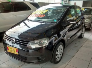 VOLKSWAGEN FOX 2010 1.6 MI 8V TREND FLEX 4P MANUAL  - Carango 65622