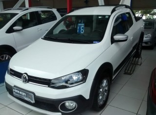 VOLKSWAGEN SAVEIRO 2016 1.6 CROSS CD 16V FLEX 2P MANUAL - Carango 65828