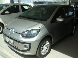 VOLKSWAGEN UP! 2017 1.0 TSI MOVE UP 12V FLEX 4P MANUAL  - Carango 65913