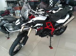 BMW F 800 GS 2015 GASOLINA - Carango 67273