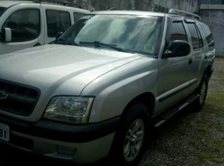 CHEVROLET BLAZER 2005 2.4 MPFI ADVANTAGE 4X2 8V GASOLINA 4P MANUAL - Carango 66142