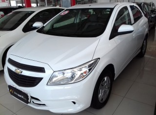 CHEVROLET ONIX 2016 1.0 MPFI LS 8V FLEX 4P MANUAL - Carango 66604