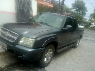 CHEVROLET S10 2008 2.4 ADVANTAGE 4X2 CD 8V FLEX 4P MANUAL - Carango 66096