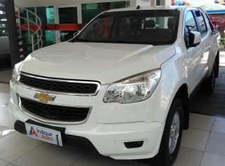 CHEVROLET S10 2013 2.4 MPFI LT 4X2 CD 8V FLEX 4P MANUAL - Carango 67422