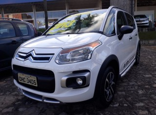 CITROËN AIRCROSS 2013 1.6 GLX 16V FLEX 4P MANUAL - Carango 66650