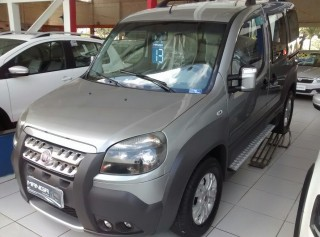 FIAT DOBLÔ 2013 1.8 MPI ADVENTURE XINGU 8V FLEX 4P MANUAL - Carango 66535