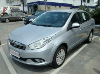 FIAT GRAND SIENA 2014 1.4 EVO ATRACTIVE FLEX 4P MANUAL - Carango 66617