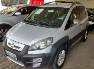 FIAT IDEA 2013 1.8 MPI ADVENTURE 16V FLEX 4P MANUAL - Carango 67251