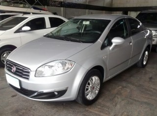 FIAT LINEA 2016 1.8 ESSENCE 16V FLEX 4P MANUAL - Carango 66895
