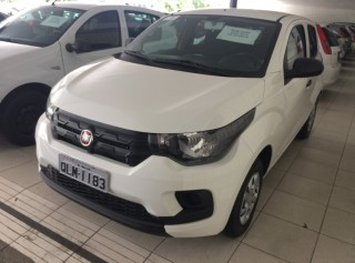 FIAT MOBI 2018 1.0 8V EVO FLEX EASY MANUAL  - Carango 66355