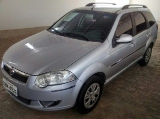 FIAT PALIO 2013 1.4 MPI ATTRACTIVE WEEKEND 8V FLEX 4P MANUAL - Carango 67322