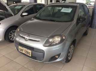 FIAT PALIO 2013 1.4 MPI EVO ATTRACTIVE 8V FIRE FLEX 4P MANUAL - Carango 66360