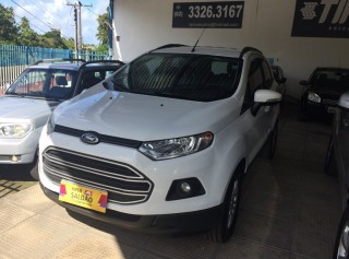 FORD ECOSPORT 2017 1.6 SE 16V FLEX 4P MANUAL - Carango 66633