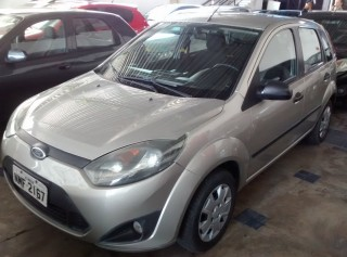 FORD FIESTA 2011 1.0 MPI 8V FLEX 4P MANUAL - Carango 66367