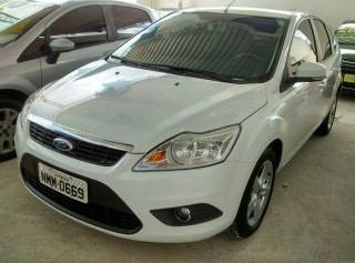 FORD FOCUS 2012 1.6 GLX 16V FLEX 4P MANUAL - Carango 66206